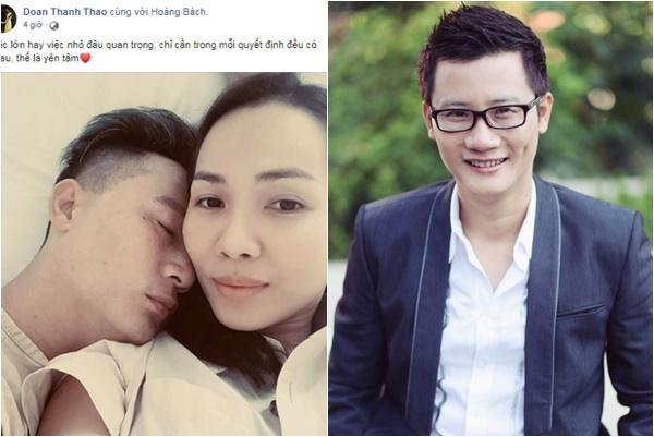 """Vợ Hoàng Bách đáp trả khi chồng bị đồn """"giảm độ nam tính"""" vì hành động kế hoạch hóa gia đình"""