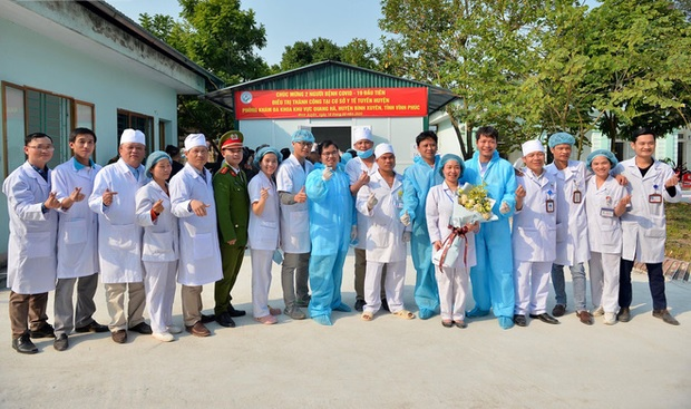 Toàn bộ 16 bệnh nhân nhiễm Covid-19 tại Việt Nam đã khỏi, chưa có thêm ca nhiễm mới