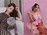 """Đẳng cấp diện đồ hiệu của Chi Pu đã đạt đến mức chi tiền hẳn cho """"mèo cưng"""" 1 bộ đồ y đúc"""