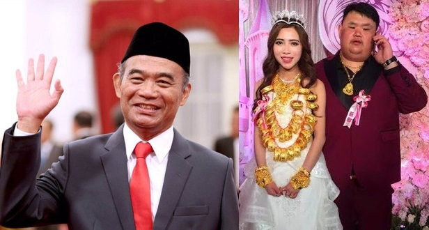 """Bộ trưởng Indonesia khuyên người trẻ cách thoát nghèo: """"Nghèo thì phải lấy vợ giàu"""""""