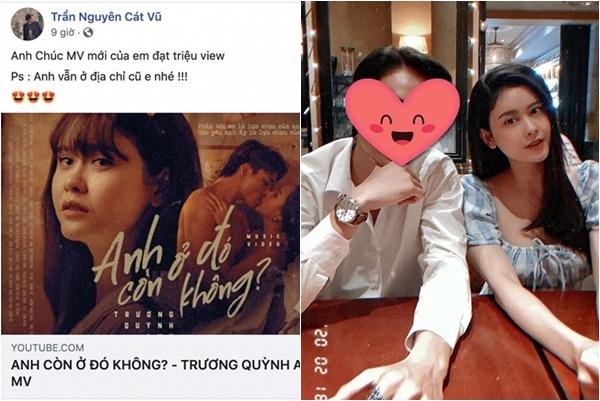 Động thái vừa lạ, vừa quen của Tim khi vợ cũ Trương Quỳnh Anh tung MV mới đầy ẩn ý