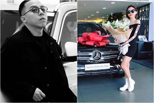 Khối tài sản khủng của Tóc Tiên và Hoàng Touliver khi về chung nhà: Xe hơi, tiền tỷ không thiếu