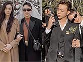 """Chẳng kém cạnh cô dâu Tóc Tiên, dàn khách mời cũng gây """"loá mắt"""" vì xúng xính đồ hiệu đắt đỏ"""