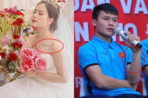 """Bạn gái tin đồn """"ngầm đánh dấu chủ quyền"""" với Quang Hải giống như cách Hòa Minzy từng làm với Công Phượng"""