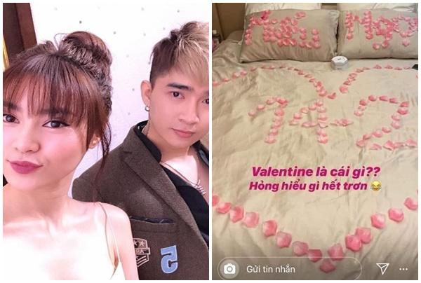 """Cận cảnh chiếc giường """"đêm xuân"""" của Ninh Dương Lan Ngọc và Chi Dân, chuẩn bị công khai cưới"""