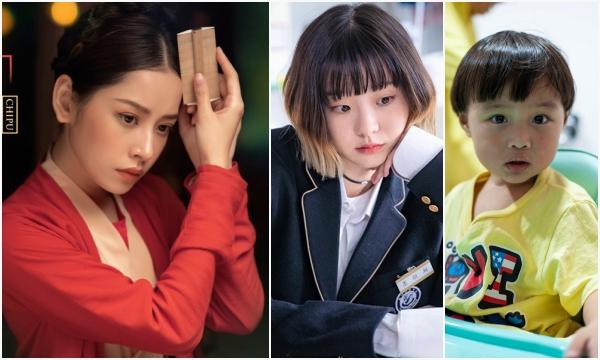 """Thủ thỉ muốn cắt mái giống nữ chính """"Tầng lớp Itaewon"""", Chi Pu bị fan lôi lại ảnh quá khứ """"thảm hoạ"""""""