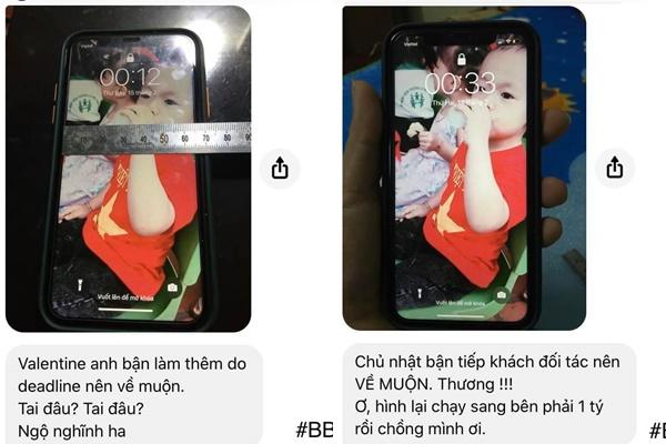 Chỉ cần theo dõi hình nền điện thoại của chồng trong 4 ngày, vợ tìm ra bằng chứng ăn vụng không thể chối cãi