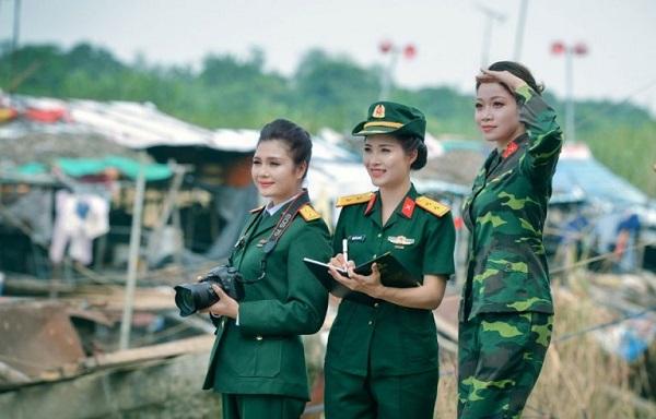 Tuyển sinh ĐH - CĐ năm 2020: 18 trường quân đội tuyển tổng chỉ tiêu 5.400