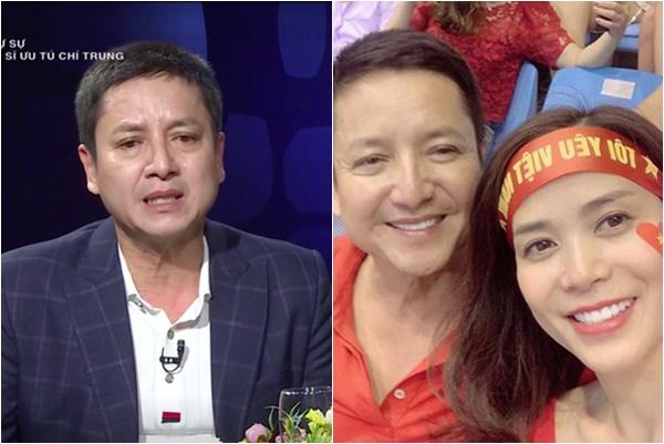 """NSƯT Chí Trung thừa nhận ly hôn do mình: """"Bộ máy tôi hoạt động tốt, cần phải sống đầy đủ"""""""