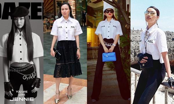 """Bắt trend hơi chậm nhưng Mina Phạm vẫn có cách để """"sang"""" hơn hẳn đàn chị Phượng Chanel"""