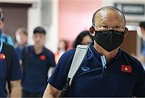 Thầy Park vừa trở lại Việt Nam khi quê nhà có dịch Covid-19 nhưng VFF khẳng định không cách ly