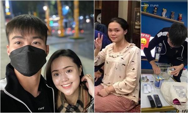 Quỳnh Anh tiếp tục bị soi gương mặt khác lạ hậu nghi vấn bầu bí sau nửa tháng về nhà chồng