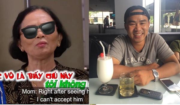 Bị mẹ đối phương khinh thường trên show hẹn hò, chàng trai đáp trả: Sống sao để bản thân cảm thấy thoải mái là được