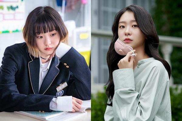 """Bất ngờ trước những hình ảnh thời còn tóc dài """"bánh bèo"""" của nữ chính cá tính nhất màn ảnh Hàn Quốc"""