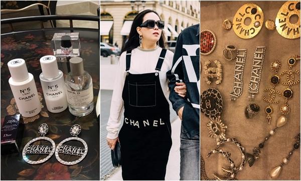 """Phượng Chanel chi tiền tỷ để mua hết phụ kiện của đúng nhà mốt mang biệt danh, thế mà vẫn bị chê """"khó sang lên được"""""""