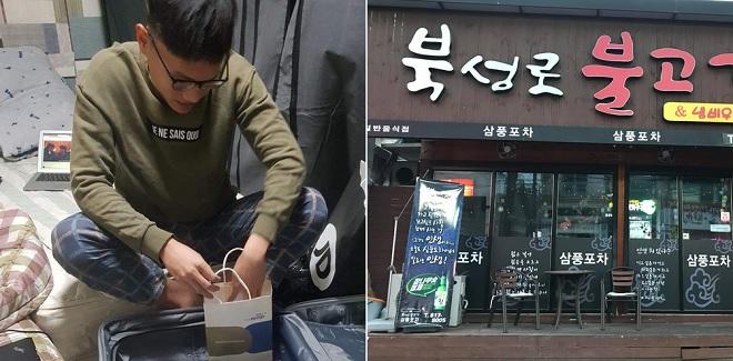 Tâm dịch Covid-19 ở Daegu - Hàn Quốc qua ống kính du học sinh Việt: Chùa Bà Đanh phiên bản xứ kim chi!