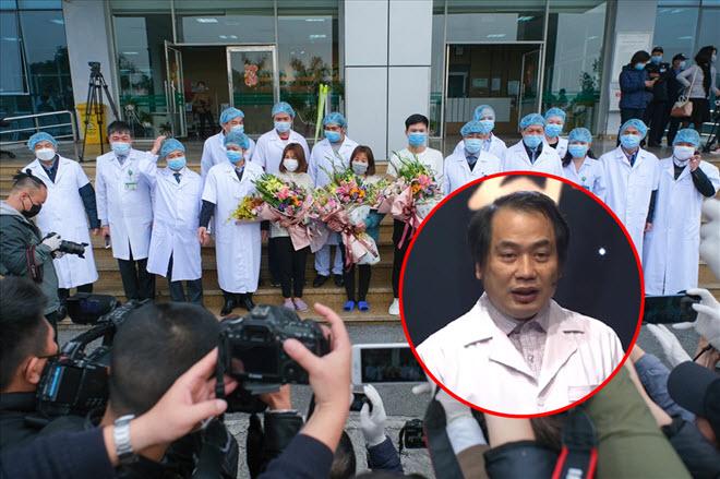 """Bác sĩ tuyến đầu chống dịch Covid-19 tại Việt Nam: """"Đứng trước dịch bệnh luôn vững tâm, không lùi bước"""""""