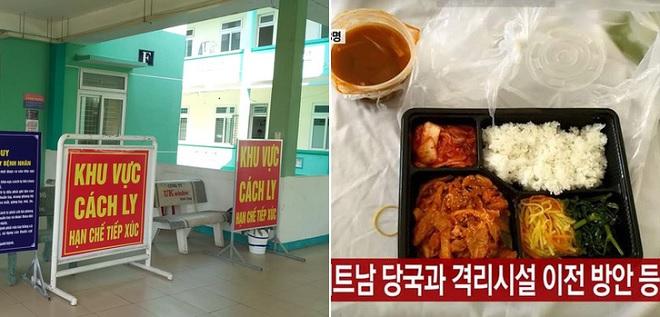 """Đoàn khách Daegu từ chối cách ly về Hàn Quốc """"nói xấu"""" Đà Nẵng dù được phục vụ cơm nhà hàng món Hàn nổi tiếng nhất"""