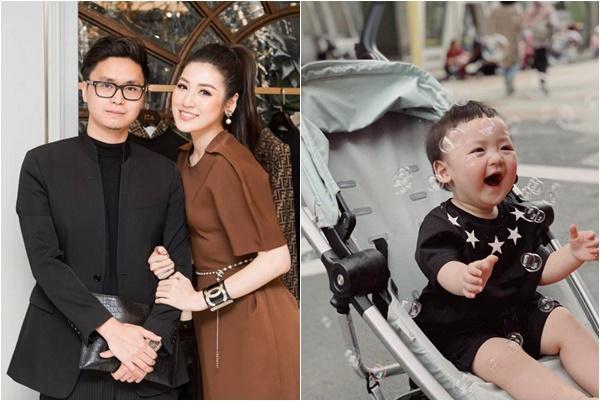 Cuộc sống xa hoa và hạnh phúc của Á hậu Tú Anh sau 2 năm kết hôn với thiếu gia Hà Thành