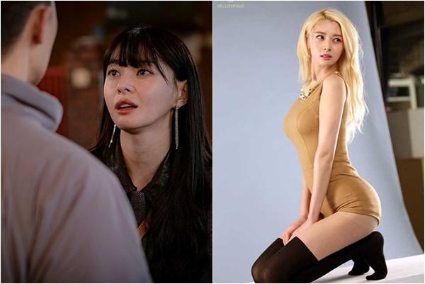 """Thân thế khó ngờ của cô mỹ nữ tình đầu """"ăn cháo đá bát"""" trong """"Tầng lớp Itaewon"""""""