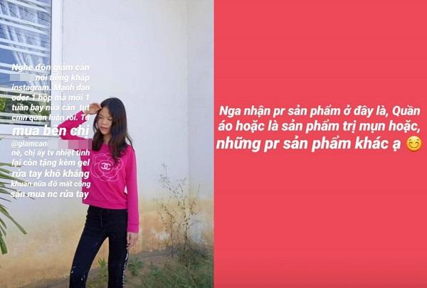 Vừa nổi tiếng trở lại đã nhận quảng cáo, Thanh Nga Bento bị xỉa xói: Người gió thổi là bay mà PR thuốc giảm cân cấp tốc