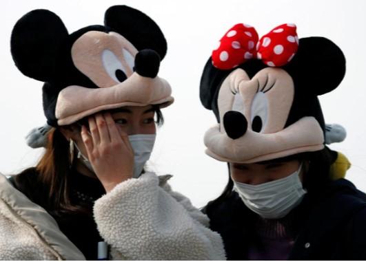 Khu vui chơi Disneyland tạm đóng cửa tại Nhật Bản do dịch Covid-19