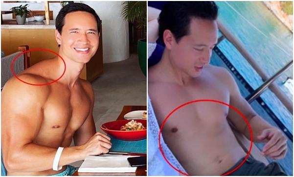 """Body cực phẩm vẫm ham photoshop, Kim Lý bị bóc mẽ sống ảo quá đà vì """"cố đấm ăn xôi"""""""
