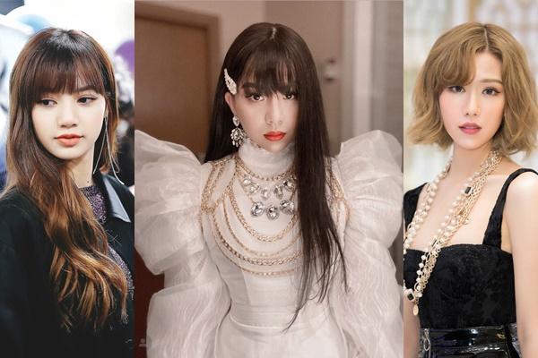 Duy Khánh hô biến thành bản sao của Lisa (Black Pink) và Min, nhưng mặt nhìn cứ kì kì