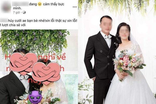 """Bị chú rể hủy cưới, cô dâu hụt đã có chồng và 2 con trách móc: """"Chỉ là tờ giấy ly dị thôi mà anh hủy luôn đám cưới"""""""