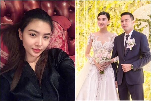 Xóa hết ảnh thời mặn nồng với chồng đại gia, vứt bỏ nhẫn cưới, Hoa hậu Ngọc Duyên đã ly hôn?