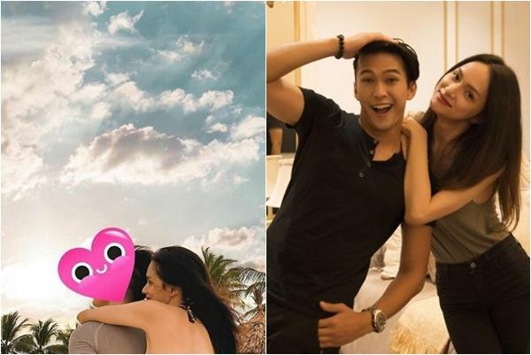 Truy tìm danh tính bạn trai mới của Hương Giang: Chỉ nhìn phía sau cũng đoán được mỹ nam!