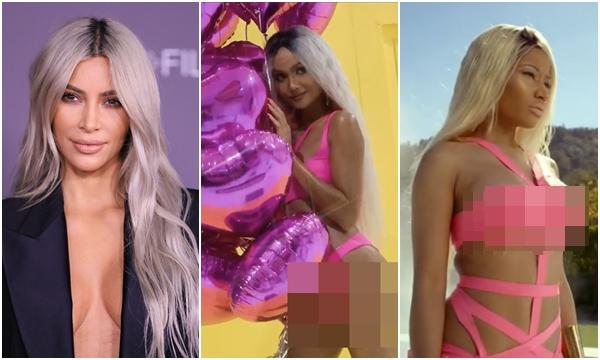 Đổi gió phong cách, H-Hen Niê khiến dân tình hoảng hốt, người tưởng Kim Kardashian, người bảo Nicky MInaj