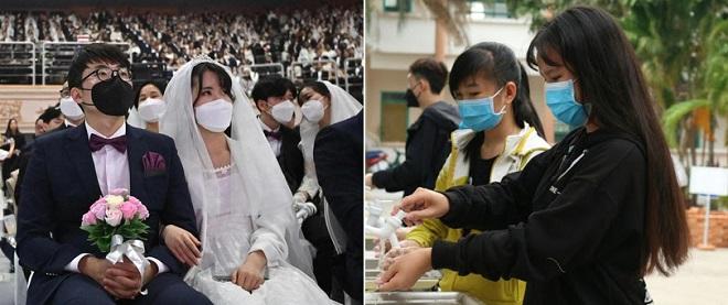 Đi ăn cưới chú rể Hàn Quốc, 26 học sinh phải nghỉ học để theo dõi y tế phòng dịch Covid-19