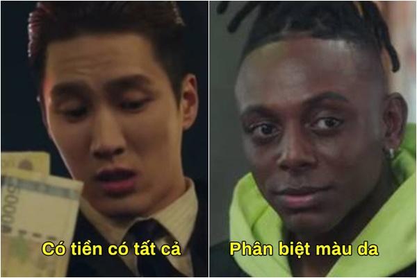 4 vấn đề gây nhức nhối được cài cắm ở Tầng Lớp Itaewon: Tiền mua được tất cả và sự phân biệt màu da