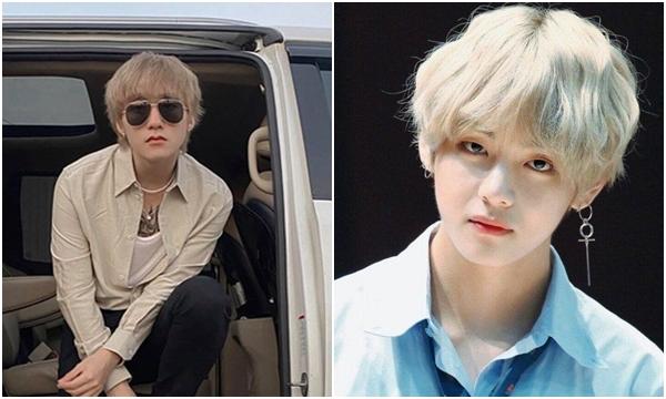 """Không theo trend tóc """"Itaewon Class"""", Sơn Tùng làm tóc mới, nhìn tưởng top 2 nam thần đẹp nhất thế giới V(BTS)"""