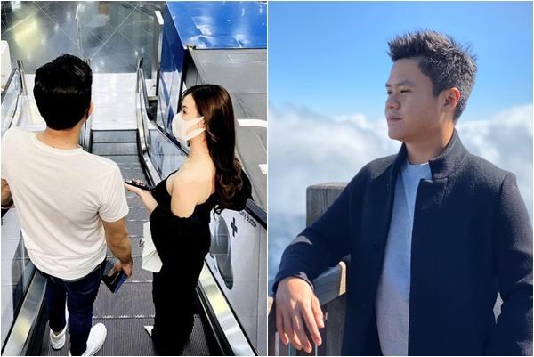 """Phan Thành phản ứng """"buồn"""" khi tình cũ - MiDu lộ ảnh hẹn hò riêng với Quốc Trường"""