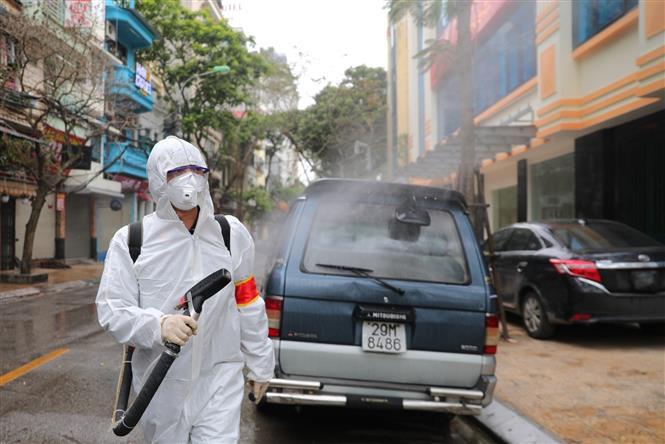 Kết quả xét nghiệm của 25 người tiếp xúc gần bệnh nhân số 17 tại Hà Nội: Tất cả đều âm tính!