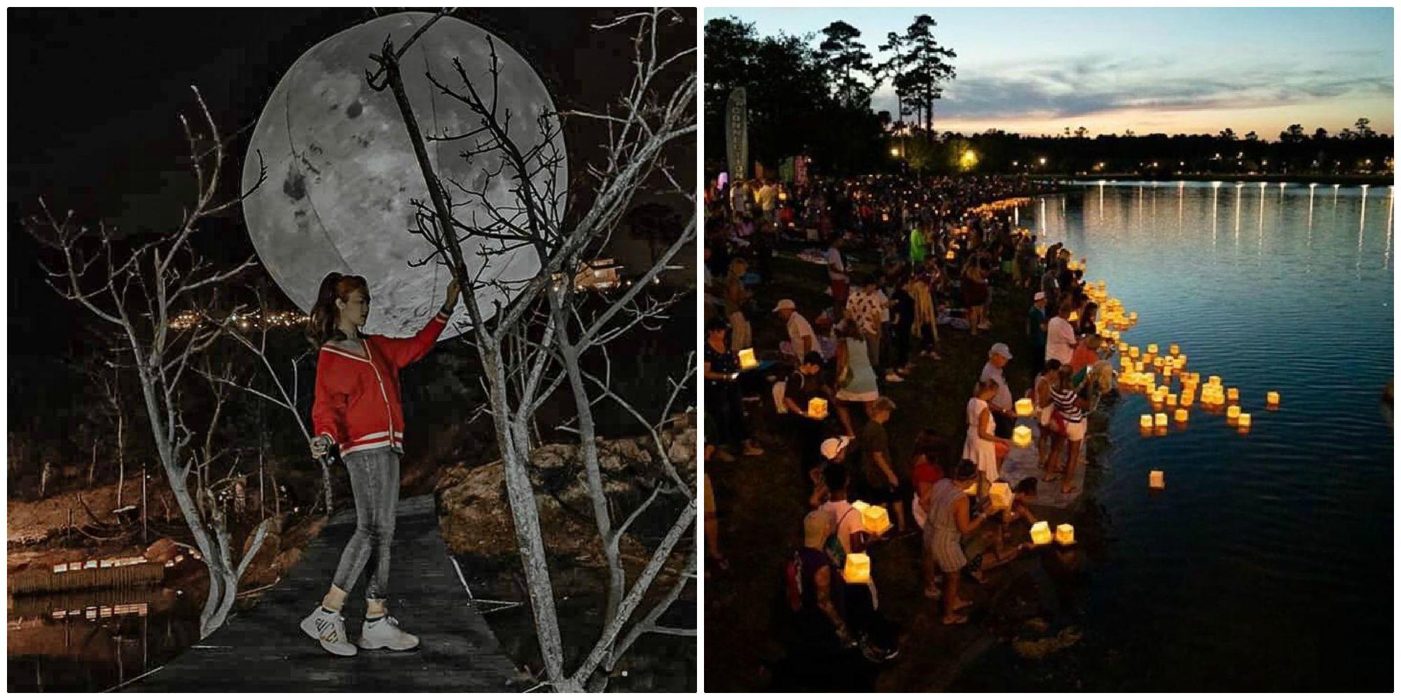 Khu thả đèn hoa đăng cầu bình yên mới toanh ở Đà Lạt chuẩn bị khai trương đúng cao điểm dịch