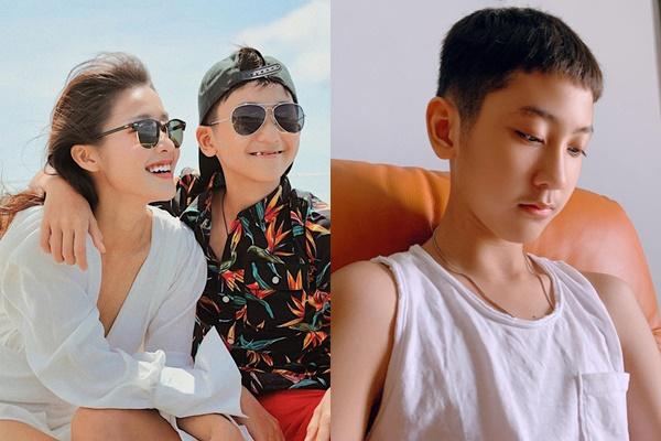 Cuồng trai đẹp, Khả Ngân lôi em trai đi cắt tóc Park Seo Joon ngắm cho đã