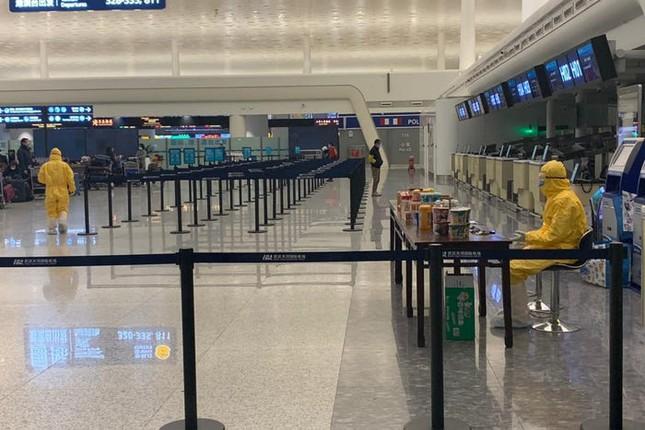 Dịch Covid-19 khiến 10.000 người làm trong lĩnh vực hàng không có nguy cơ mất việc
