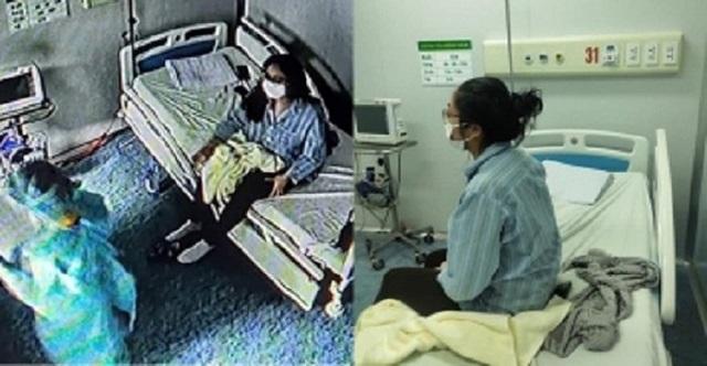 Bệnh nhân số 17 nhiễm Covid-19 đã hết sốt 3 ngày, được bác sĩ khuyến cáo tránh xa mạng xã hội