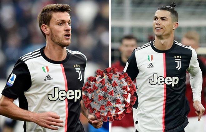 Chấn động Serie A: Sao Juventus dính Covid-19, Ronaldo nguy cơ lây nhiễm