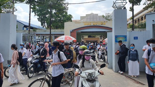 Học sinh THPT tỉnh Đồng Nai được điều chỉnh thời gian nghỉ học tới ngày 4/4