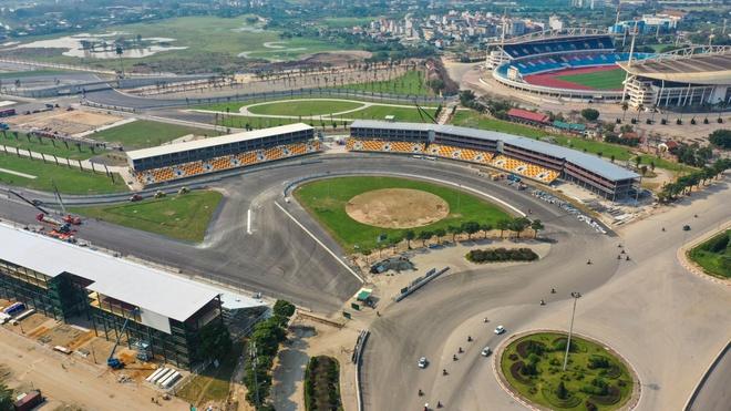 Nhiều thành viên đội đua nhiễm Covid-19, giải đua F1 tại Việt Nam chính thức tạm hoãn