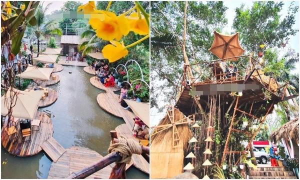 Xác định tọa độ quán cà phê trên cây có 1-0-2 mới toe sát vách Sài Gòn