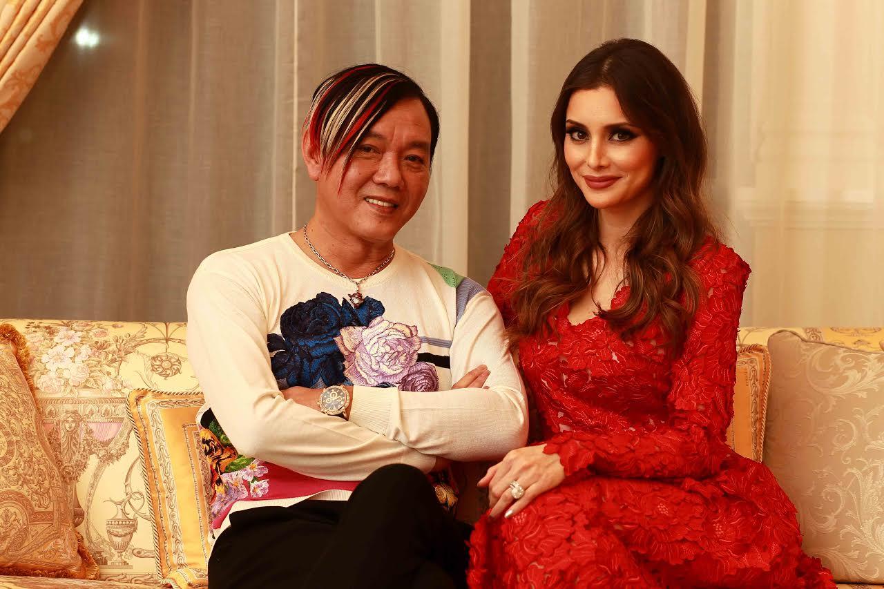 """Cái kết buồn cho chuyện tình """"đũa lệch"""" giữa vị tỷ phú """"xấu nhất Hồng Kông"""" và cô vợ người mẫu Tây siêu xinh"""
