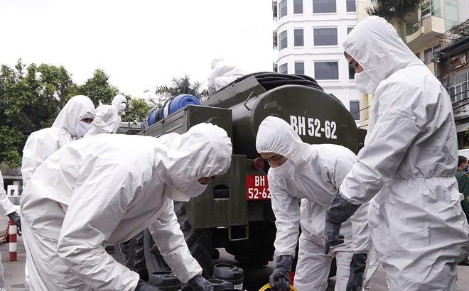 Việt Nam ghi nhận thêm 2 ca mắc Covid-19 thứ 55 và 56, là khách du lịch nước ngoài