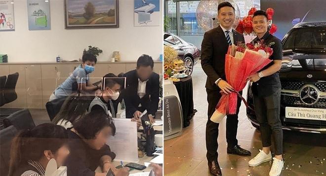 V-League tạm hoãn do dịch Covid-19, Quang Hải tranh thủ tậu cả nhà lẫn xe