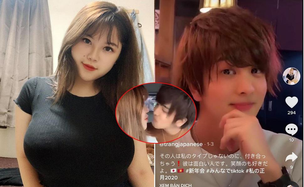 Chẳng cần trai Việt, nữ sinh Hải Dương công bố người yêu là trai Nhật cơ, vừa đẹp trai, vừa yêu chiều bạn gái hết mực!