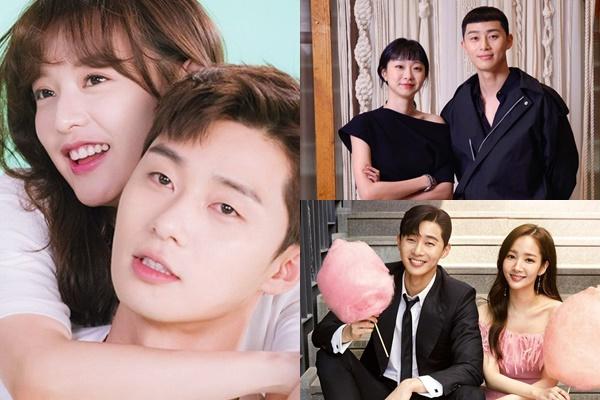 """Kim Ji Won bỗng trở thành bạn diễn nữ """"may mắn"""" nhất màn ảnh vì không bị Park Seo Joon tặng dây chuyền mặt cười"""